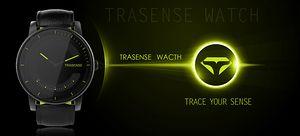 TRASENSE H03智能石英表