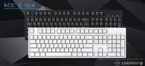 【人人都做众测君】ikbc C104 机械键盘(白色/轴体随机)