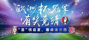 2016欧洲杯活动专题