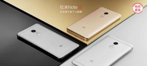 红米Note4 智能手机 高配版(颜色随机)