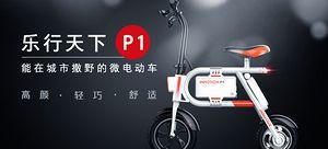 Inmotion 乐行天下 P1 天鹅微电动车 标准版