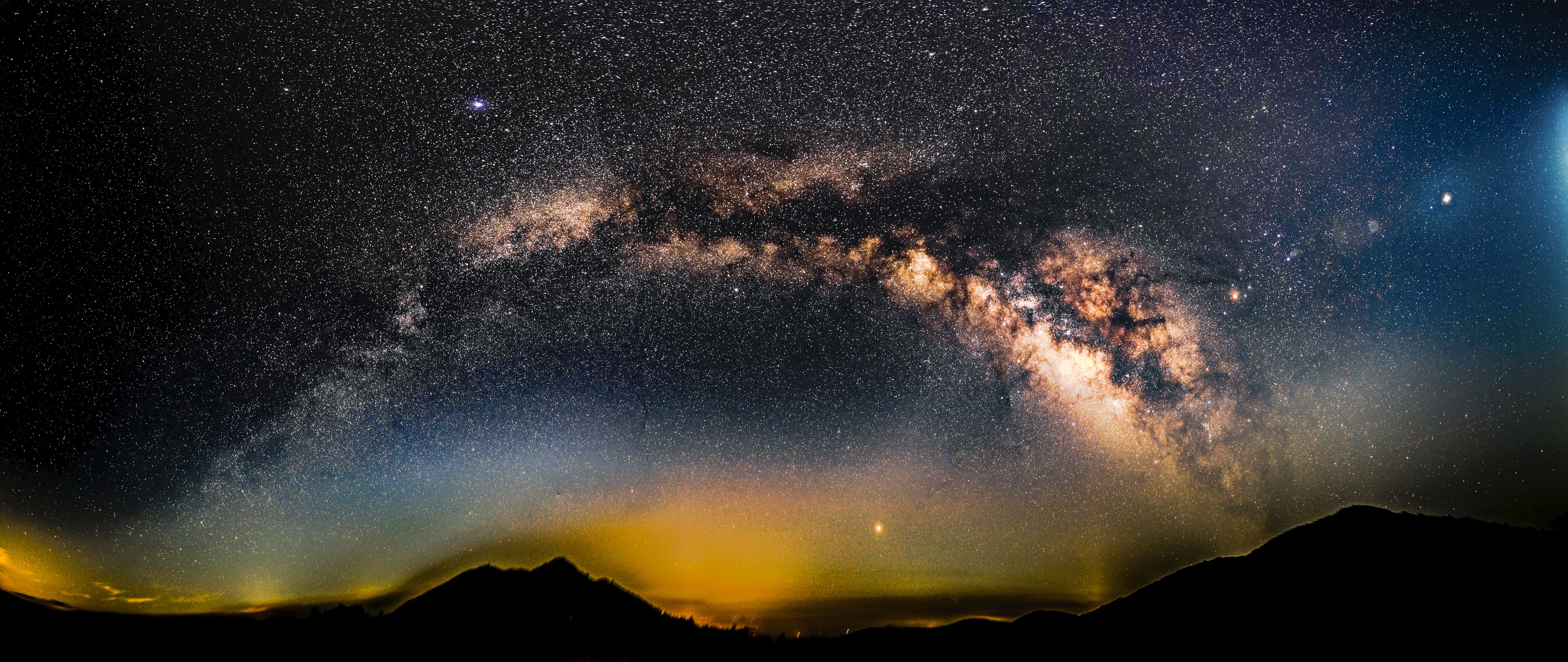 摄影笔记 篇一:留住夏夜星海,看完你也能轻松拍银河—银河拍摄技巧分享