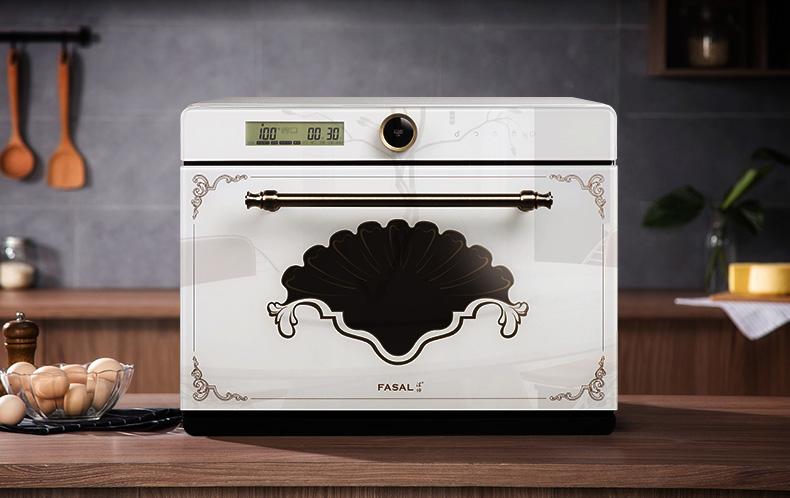 法帅蒸烤箱评测 篇一:京东剁手记!法帅蒸汽烤箱评测与心得