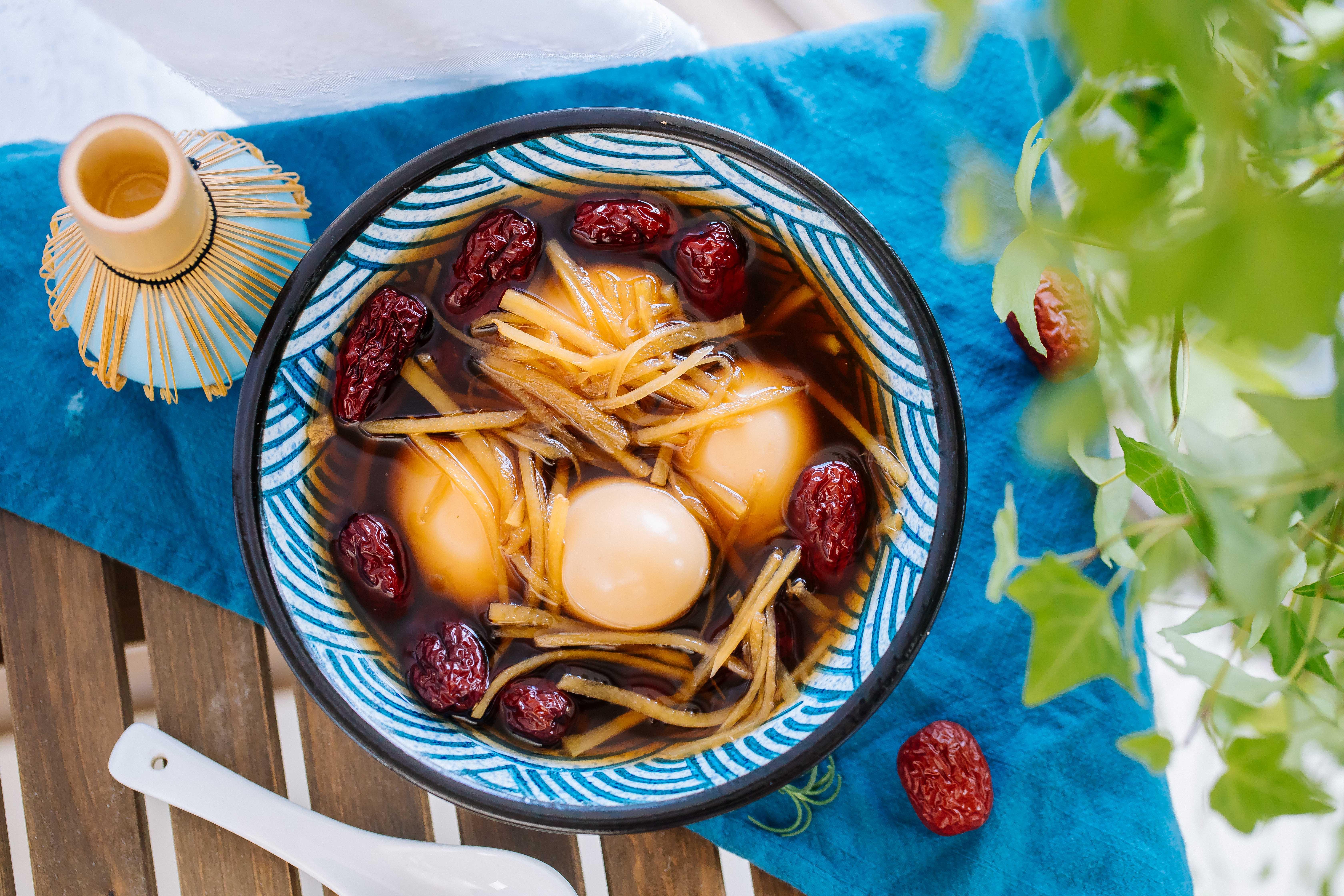 夏至吃了蛋,热天不疰夏,这一碗养生糖水得安排了!