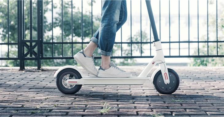 小米滑板车--胖子飞翔载具