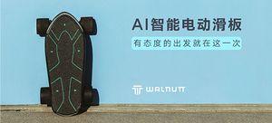 胡桃科技 SPECTRA Pro AI智能体感电动滑板