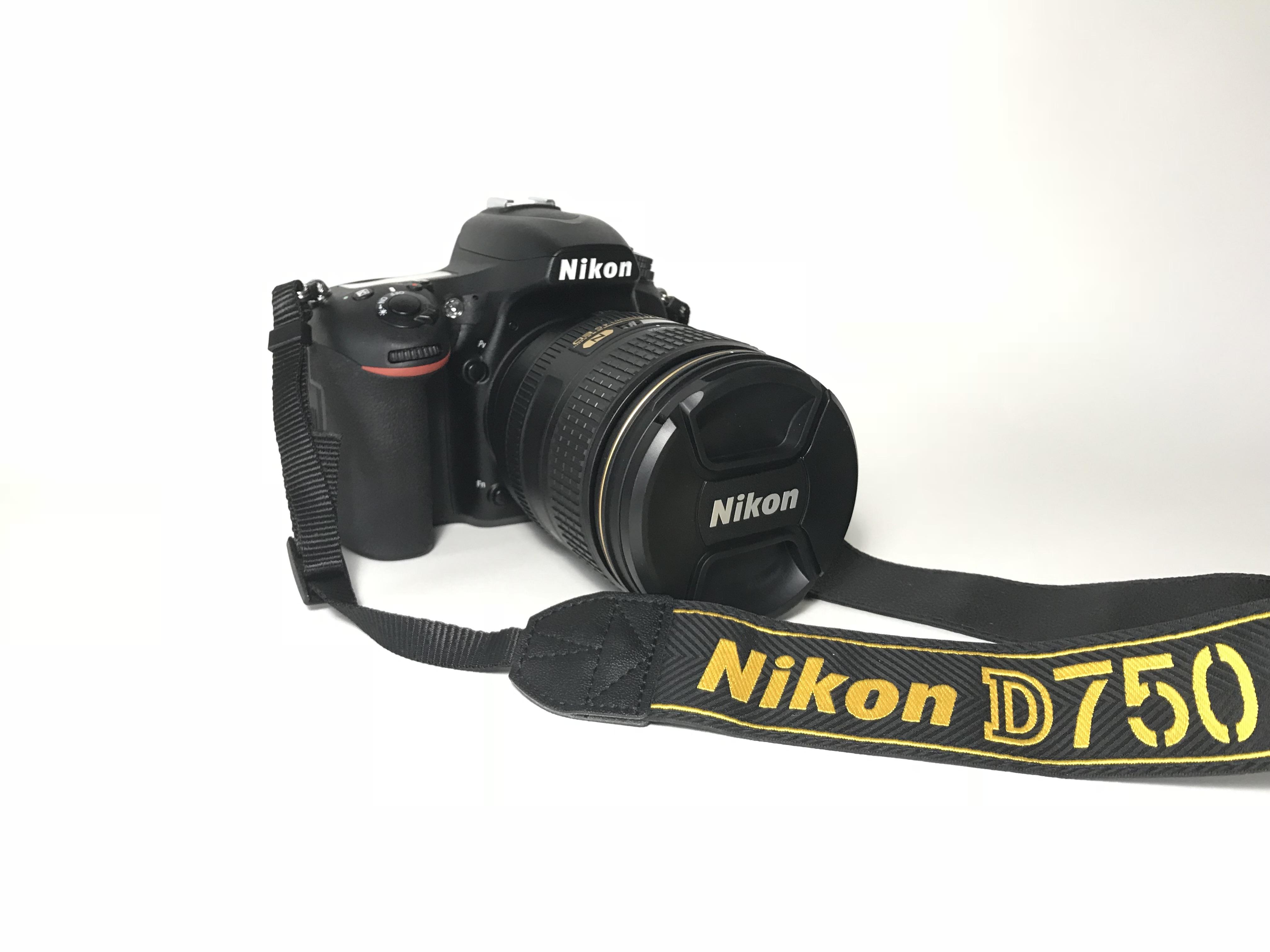 """中了张大妈的""""毒""""—Nikon 尼康 D750 套机 开箱上手"""