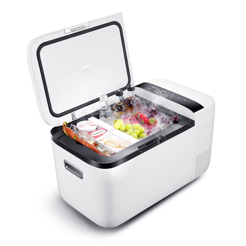 让生活感受科技—INDELB英得尔T20车载冰箱体验