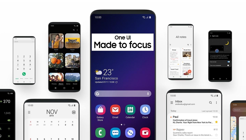 升级ONE UI后再浅谈SAMSUNG S9手机