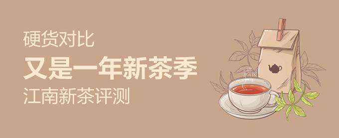茶庄少东家带你品新茶:又是一年新茶季,江南新茶评测!硬货对比