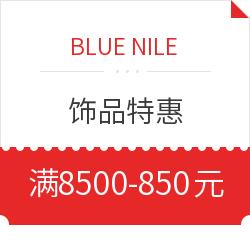 BLUE NILE中国大陆官网优惠券