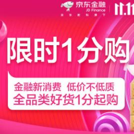 京东金融 2元支付券通用券 限优享免息频道使用