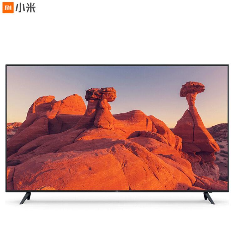 【特权卡】京东自营 小米65寸平板液晶电视 满1000-500元值友专享券